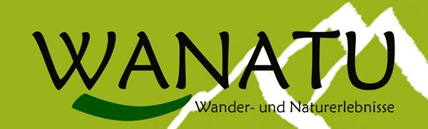 Wandern & Naturerlebnisse - Logo WANATU