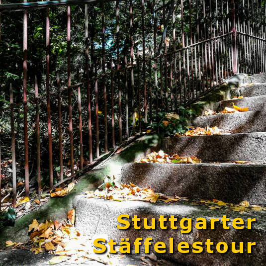 WANATU - Stuttgarter Stäffelestour - mehr Info