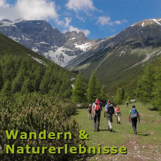 WANATU - Wandern & Naturerlebnisse - mehr Info