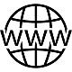 Presseberichte www Symbol