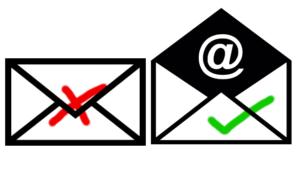 Gutscheine Mail Versand